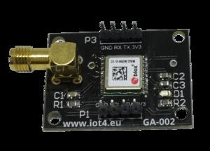 GA-002 - IOT4 Ltd
